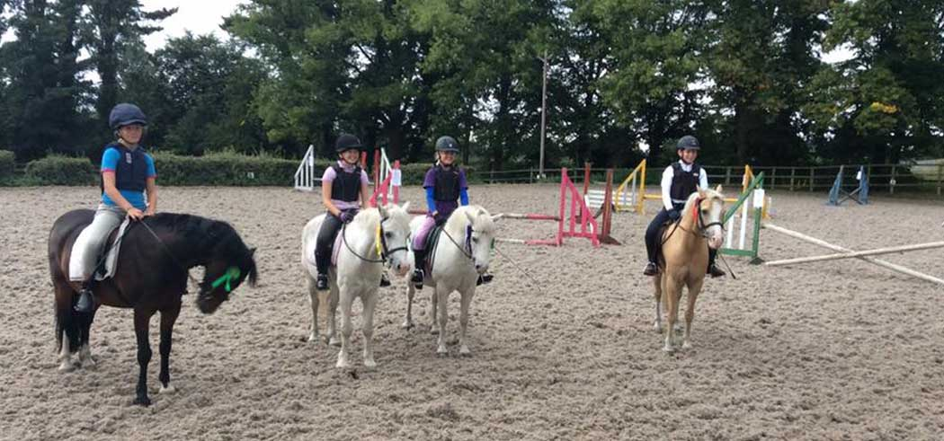 Willington Hall Riding Centre Pony Club British Horse Society Approved